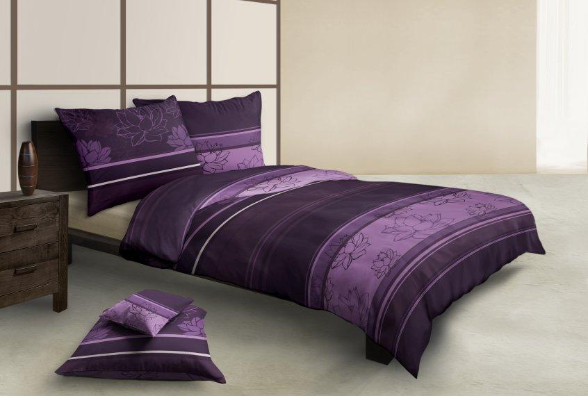 3 tlg mako satin bettw sche 200x220 17562l 220 ebay. Black Bedroom Furniture Sets. Home Design Ideas